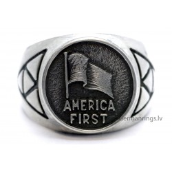 American Rebel Ring - America First