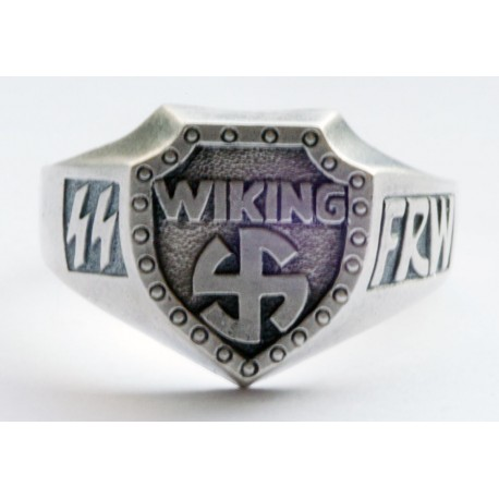 German WWII the 5th SS Panzer Division Wiking Ring