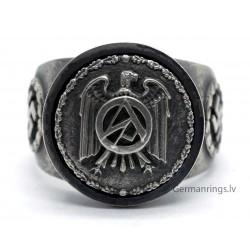 German WW2 SA Sturmabteilungen ring