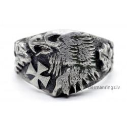 German WW2 Eagle ring