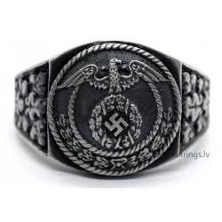 Nazi German WW2 SA officer ring