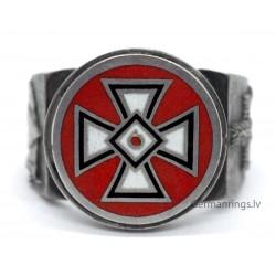 Ku Klux Klan leader's ring