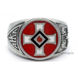 American KKK AKIA (KU KLUX KLAN) Member Ring