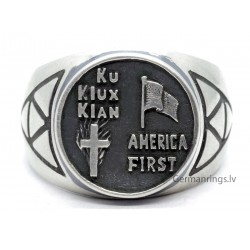 American Rebel Ring - America First (KU KLUX KLAN)