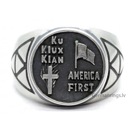 American Rebel Ring - America First (KU KLUX KLAN)