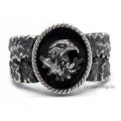 Nazi German WW2 Eagle ring