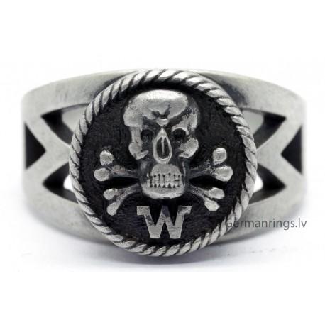 German WW2 Wehrwolf (Werewolf) Ring