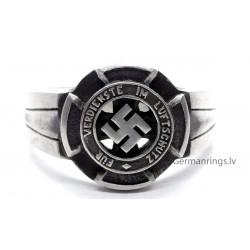 3rd Reich Luftschutz-Ehrenzeichen ring