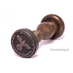 WWII German stamp Kriegsmarine
