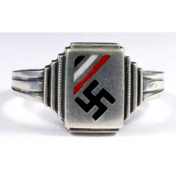 WW1-WW2 German Patriotic ring