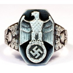 German Wehrmacht solders ring.