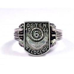 German World War Two Feldgendarmerie ring
