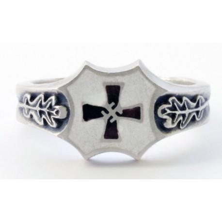 WW II Перстень с изображением свастики