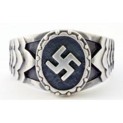 NSDAP svastikas gredzens