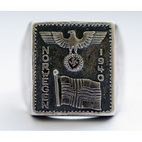 Кольцо NORGE 1940
