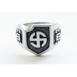 WW II German Waffen Wiking division ring