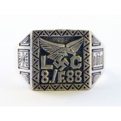 CONDOR LEGION PERSONNEL'S COMMEMORATIVE FINGER RING