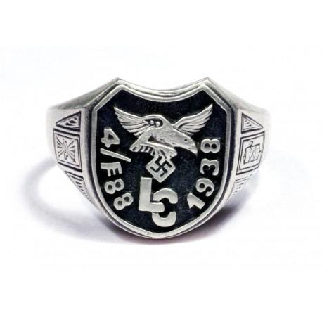 Germany's Condor Legion Ring