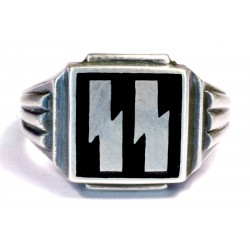 WW2 GERMAN NAZI WAFFEN SS RING