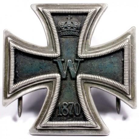 German Iron Cross 1870 1st Class