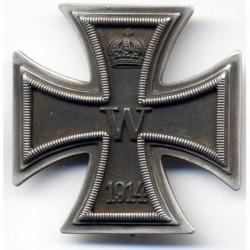 1 Klases Dzelzs Krusts 1914