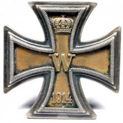 Для морских офицеров Железный крест 1-го класса 1914 г.