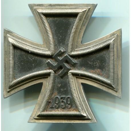 Железный крест 1-го класса. 1939 год
