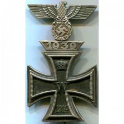 1Klases dzelzs krusts 1914