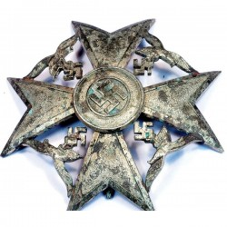 CONDOR LEGION SPANISH CROSS SILVER GRADE.