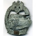 German 100 engagement Panzer Assault badge