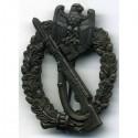 Vācu grenadieru Kājnieku uzbrukuma bronzas žetons.
