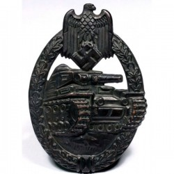 GERMAN PANZER GRENADIER ASSAULT BADGE IN BRONZE