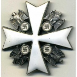 RARE ORIGINAL 4RD CLAS ORDER OF THE GERMAN EAGLE.