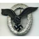 Немецкий значок WW2 Luftwaffe пилот.