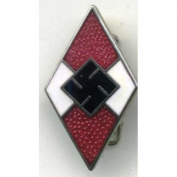 WWII German Hitler Youth Membership Badge