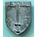 WWII VĀCU 121. kājnieku divīzijas žetons