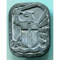 WWII GERMAN 121ST INFANTRY DIVISION BADGE