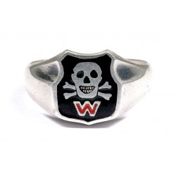 German WWII  Wehrwolf Elite Commandos Ring