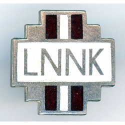 LNNK political party badge
