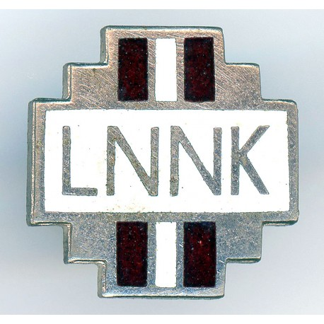 LNNK political party badge