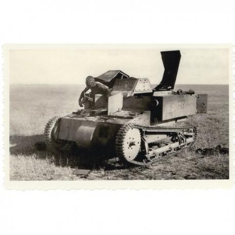 Репродукция фотографии WW2 периода