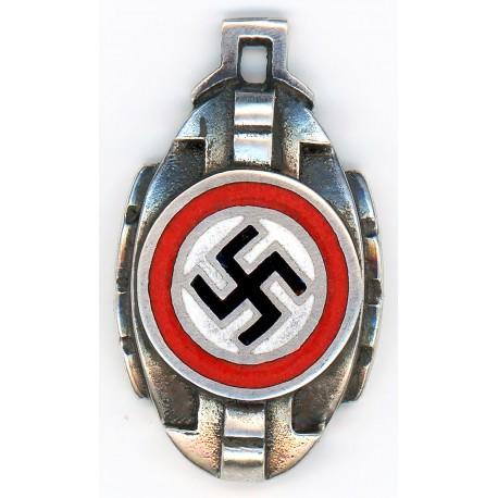 WWII German swastika pendant