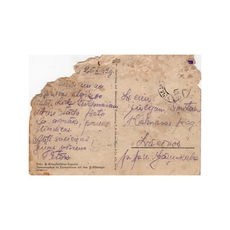 Vintage sale postcards