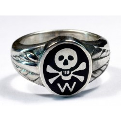 WWII German Wehrwolf (Werewolf) Ring