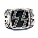 German WWII 5th Panzer Division Wiking ring