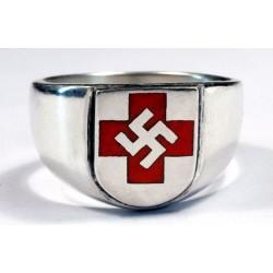 WW II German Red Cross ring