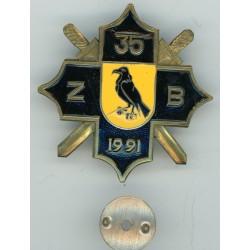 Zemessardzes 35.bataljona zīme