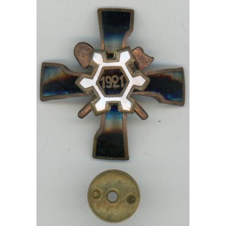 Award of the field engineer regiment
