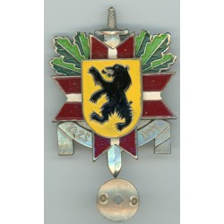 Badge of the 23th Home Guard battalion