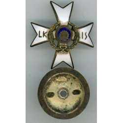Award of the Latvian army